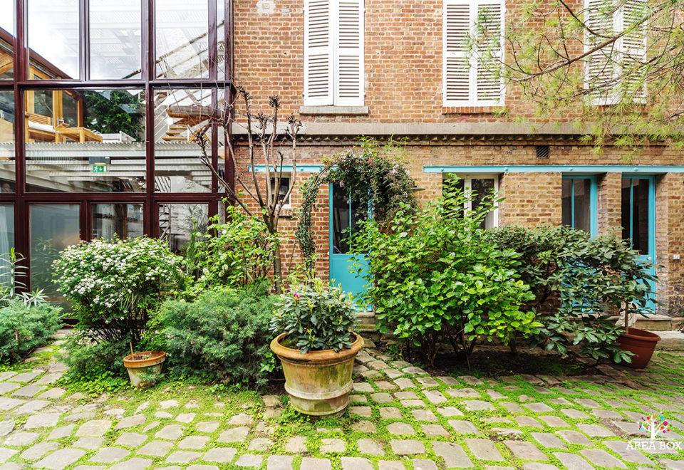 PRIVATISATION / LOCATION – Le loft des écluses (Paris 10)