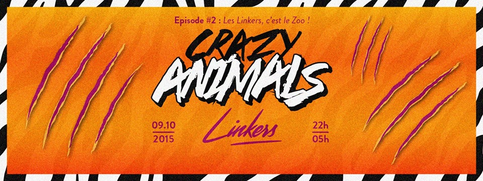 "JEU CONCOURS 5X2 PLACES ,  Linkers Episode 2 : ""CRAZY ANIMALS"""
