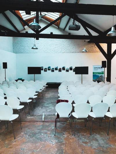 Intérieur - Loft Ecluses - Journée Conférence