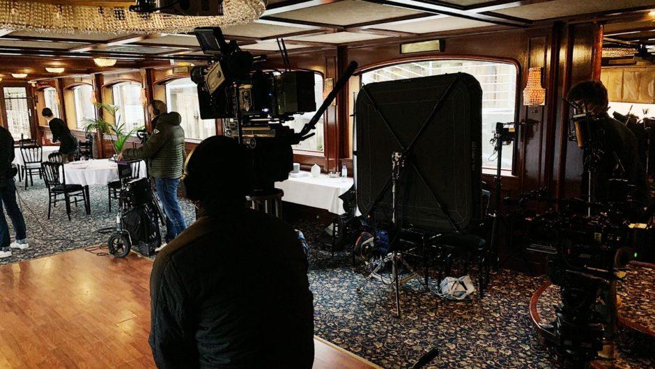 EVENEMENT : Le tournage d'un film sur la péniche du Mississippi