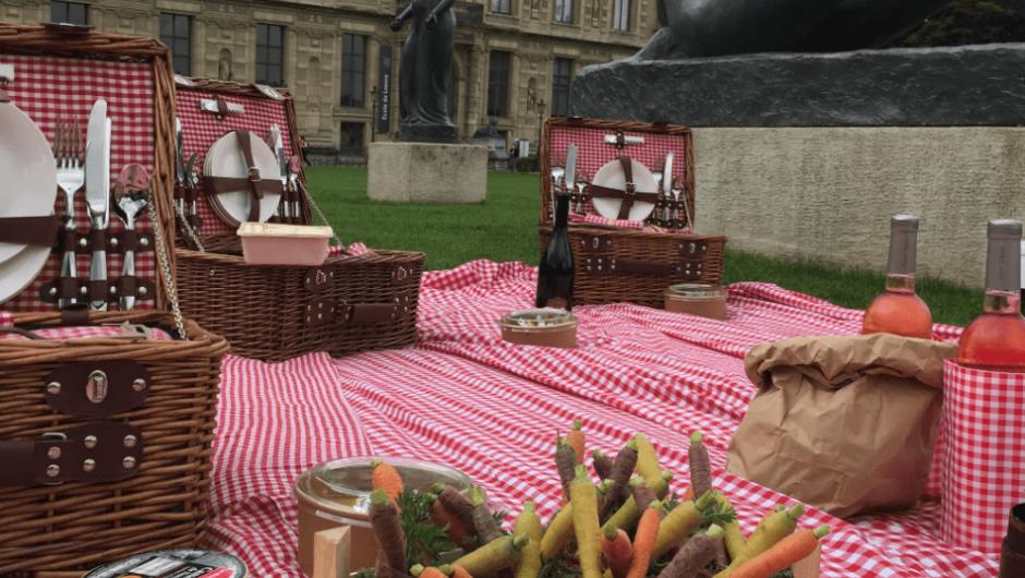 EVENEMENT : Après-midi pique-nique pour BNP Paribas
