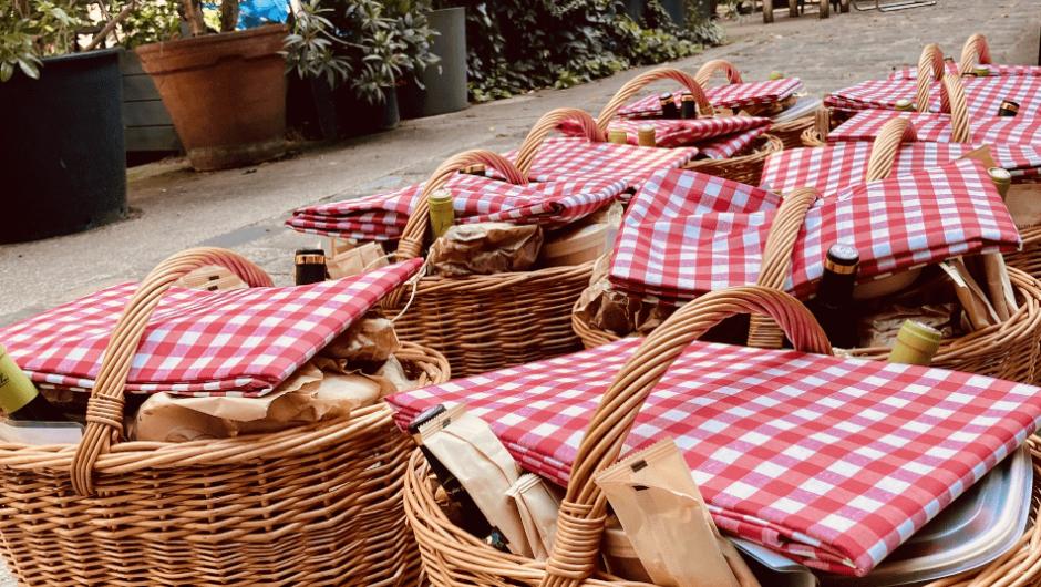 EVENEMENT : Après-midi pique-nique au Parc Monceau