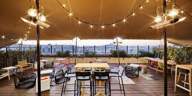 Privatisation / Location, Le Rooftop 10, Paris 10eme