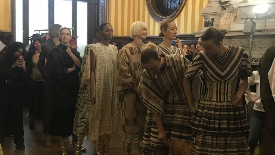 EVENEMENT – Défilé d'Imane Ayissi pour la PFW Haute Couture