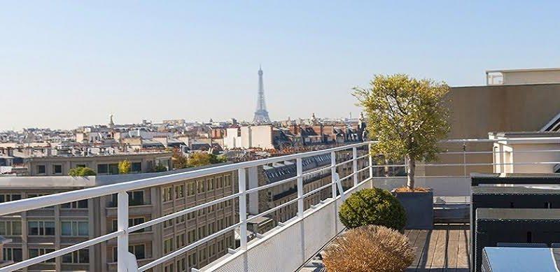 PRIVATISATION, ROOFTOP 360, PARIS 17ÈME
