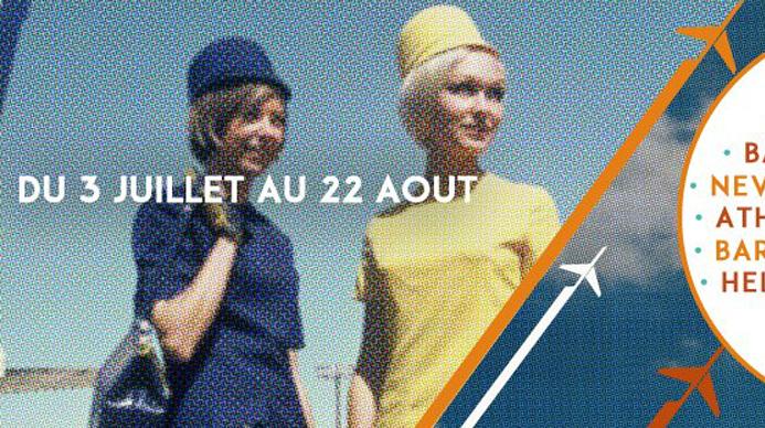 BADABOUM AIRLINE // DEBUT 3 juillet jusqu'au 23 aout !