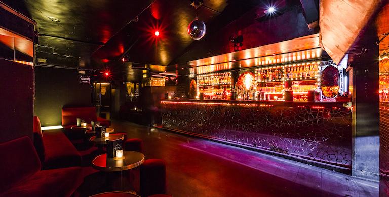 Privatisation / Location, Le Rive Gauche Club, Paris 06eme