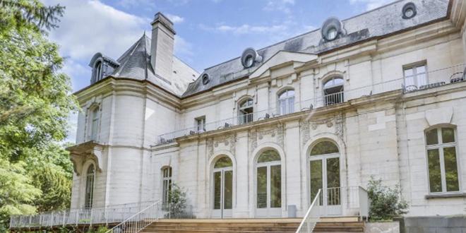 Privatisation / Location, Château Boulogne, Paris 16eme