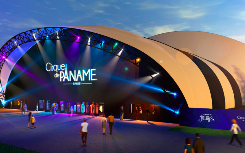 Cirque de Paname – Le monde de Jaleya
