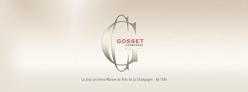 Champagne Gosset : une cuvée de 15 ans d'âge