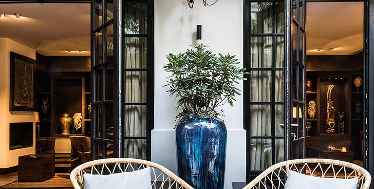 Privatisation / Location, La Maison d'Exception avec Jardin, Paris 10eme